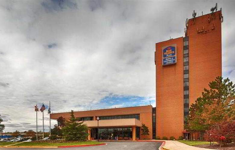 Best Western Hotel & Conference Cnt - Hotel - 38