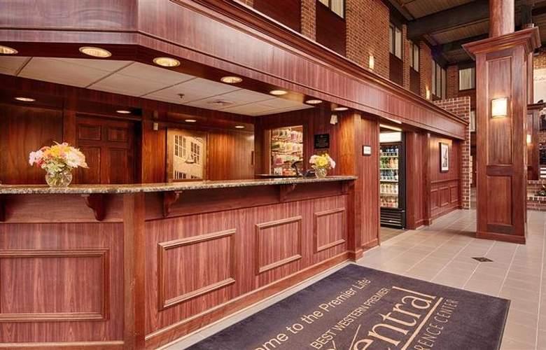 Best Western Premier The Central Hotel Harrisburg - General - 34
