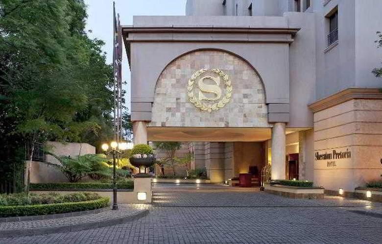 Sheraton Pretoria - Hotel - 16