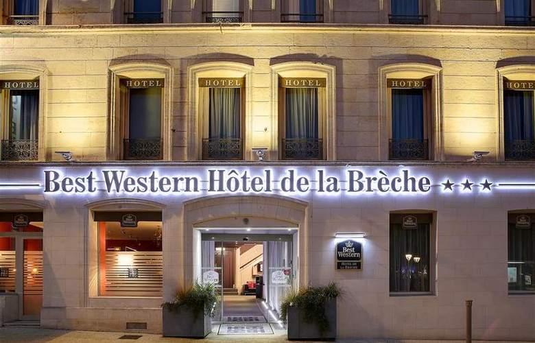 Best Western Hotel de la Breche - Hotel - 33