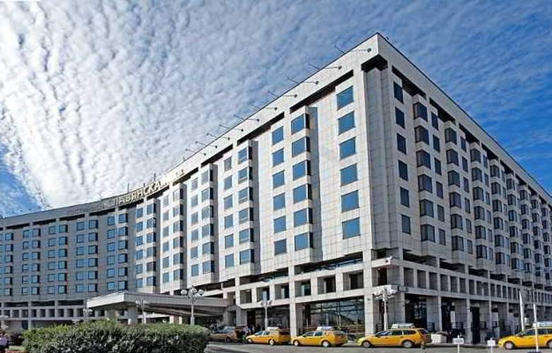 Radisson Sas Slavyanskaya - Hotel - 10