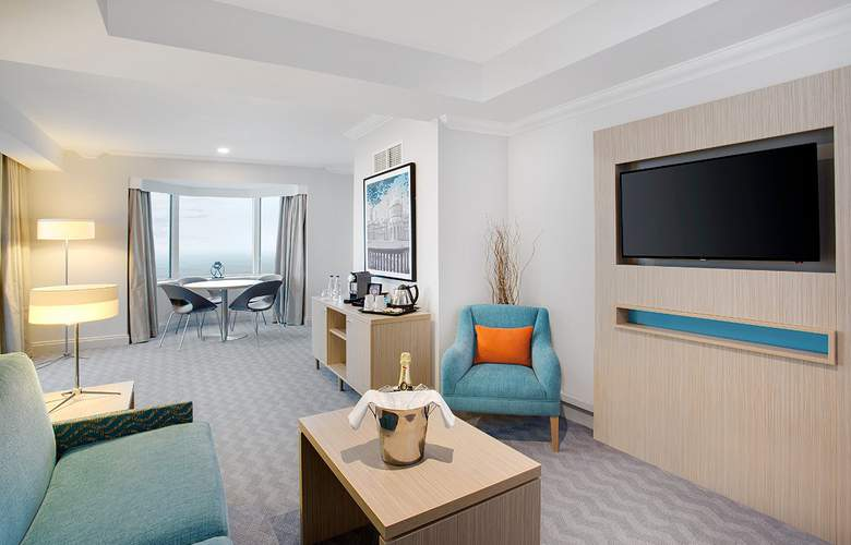Jurys Inn Brighton Waterfront - Room - 8