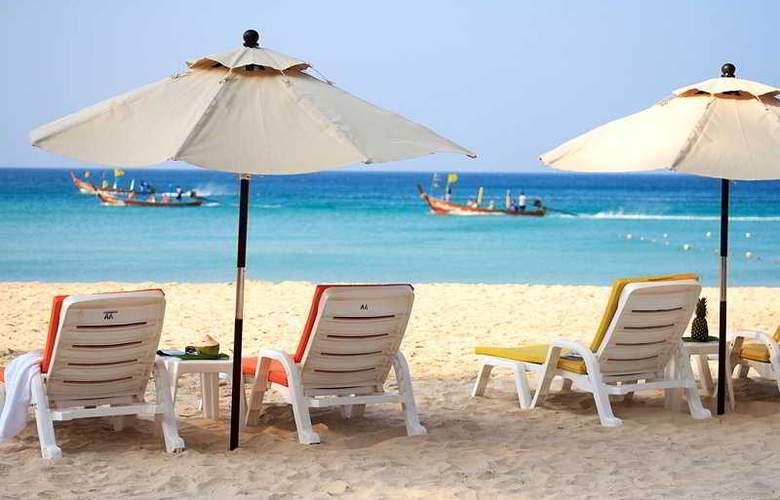 Alpina Phuket Nalina Resort & Spa - Beach - 6