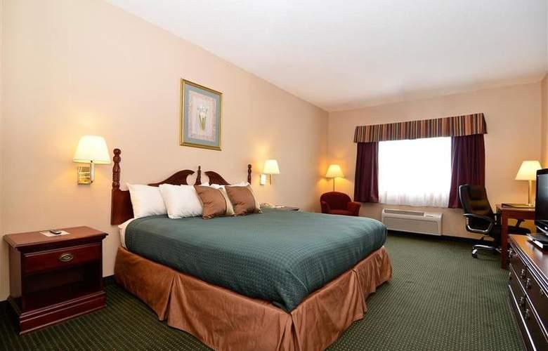 Best Western Woodstone - Room - 53