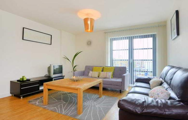 City Reach Serviced Apartments - Room - 6