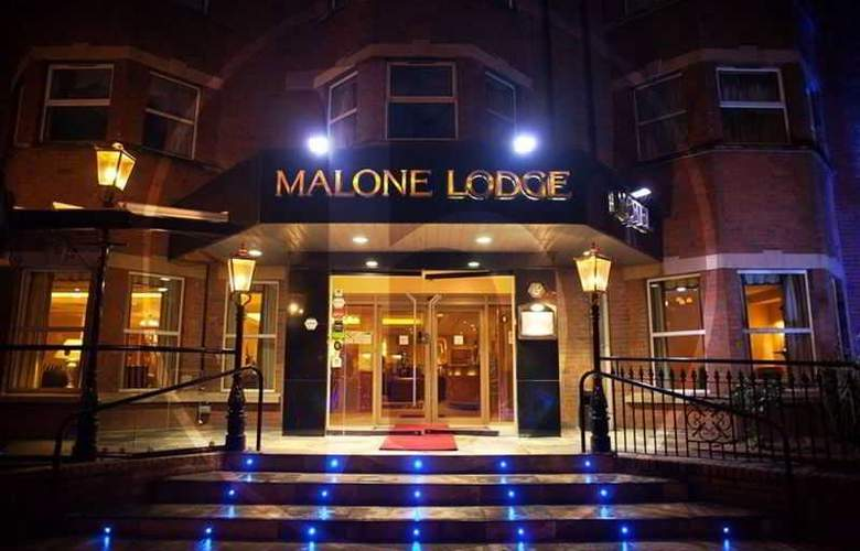 Malone Lodge Apartments - Hotel - 0
