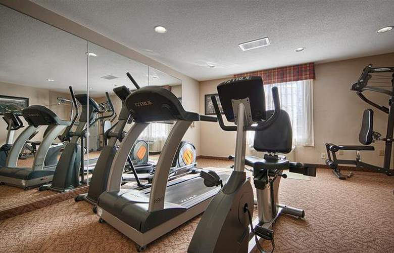 Best Western Plus Twin View Inn & Suites - Sport - 41