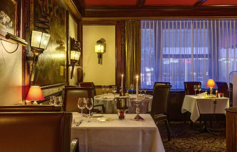St. Gotthard - Restaurant - 57