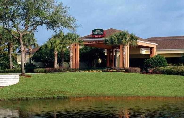 Courtyard Orlando Lake Buena Vista at - Hotel - 2
