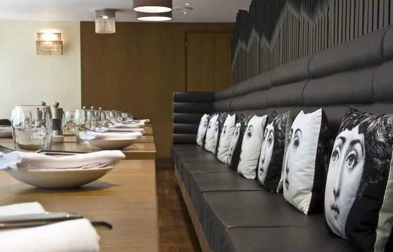 Radisson Blu Belorusskaya - Restaurant - 8