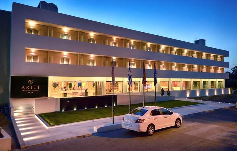 Ariti Grand Hotel - Hotel - 6
