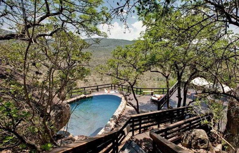 Bongani Mountain Lodge - Pool - 3