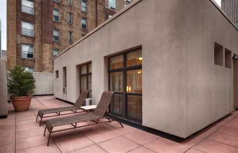 Best Western Plus Hospitality House - Apartments - Hotel - 61