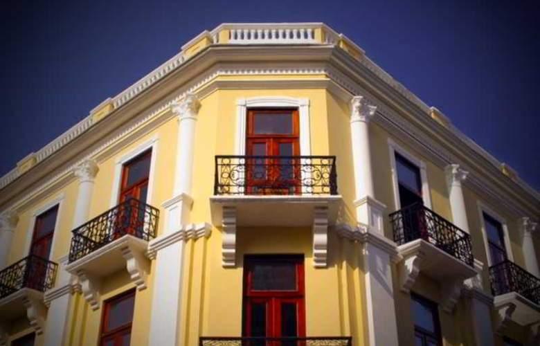 Antiguo Hotel Europa - Hotel - 4