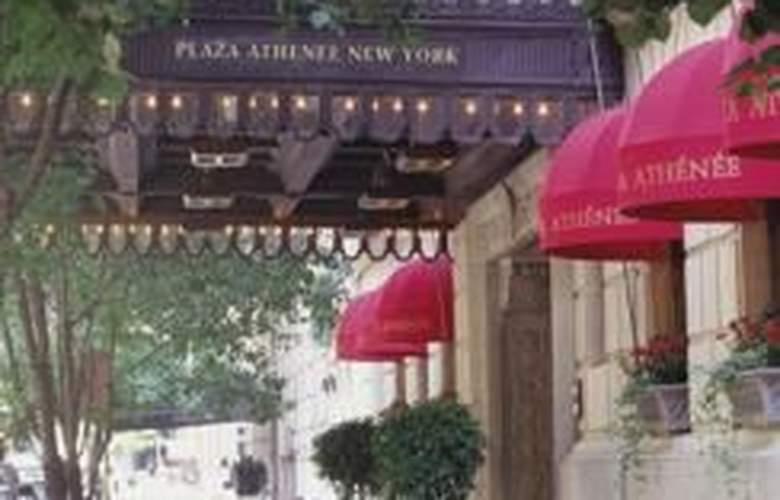 Plaza Athenee - Hotel - 0