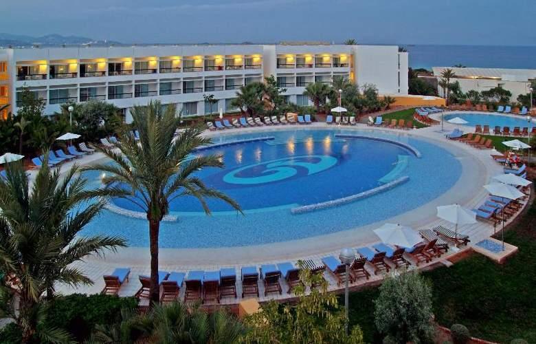 Grand Palladium Palace Ibiza Resort & Spa - Hotel - 14