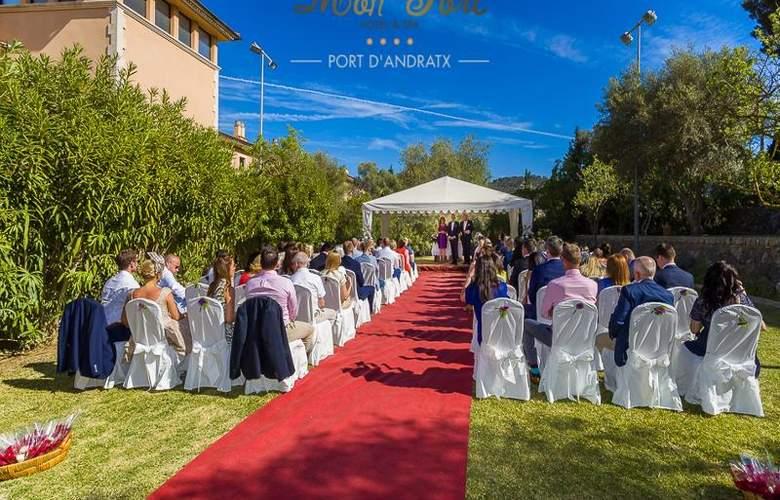 Mon Port Hotel Spa - Terrace - 228