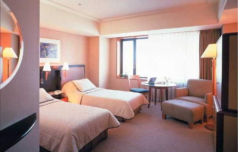 Pan Pacific Yokohama Bay Hotel Tokyu - Hotel - 3