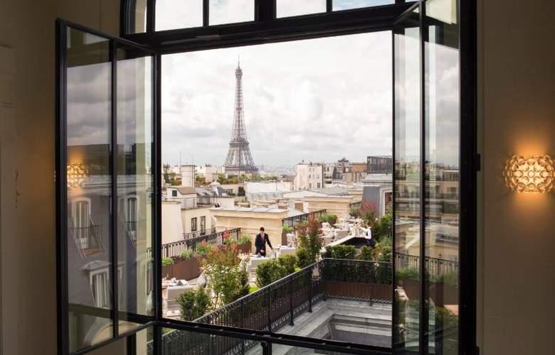 The Peninsula Paris - Restaurant - 22