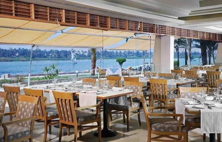 Achti Resort Luxor - Restaurant - 8