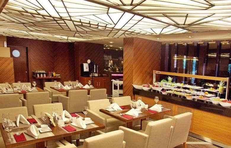 Anjer Hotel Bosphorus - Restaurant - 4