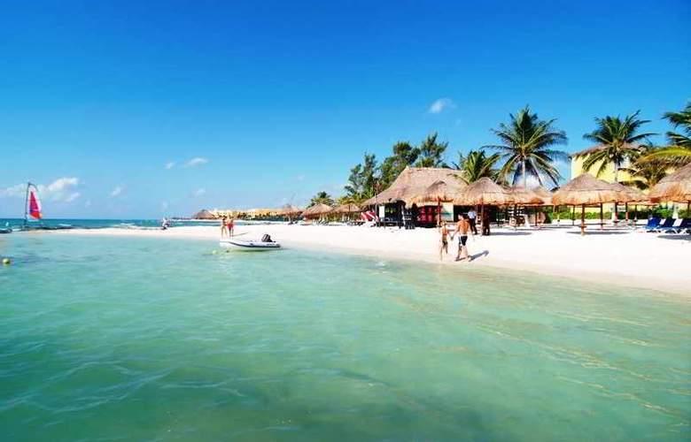 Sandos Caracol Eco Resort & Spa - Beach - 8
