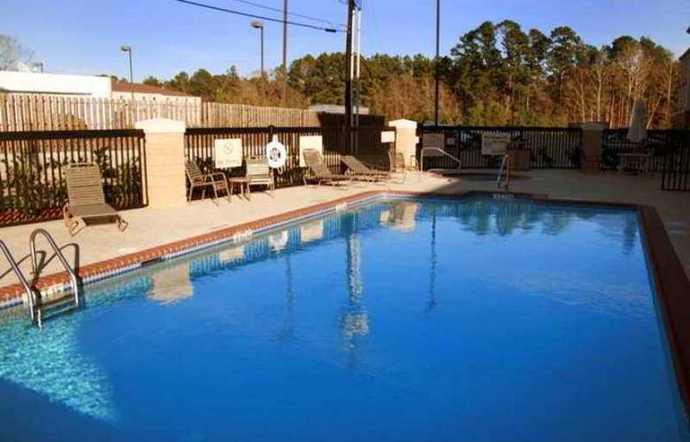 Hampton Inn & Suites Nacogdoches - Hotel - 2