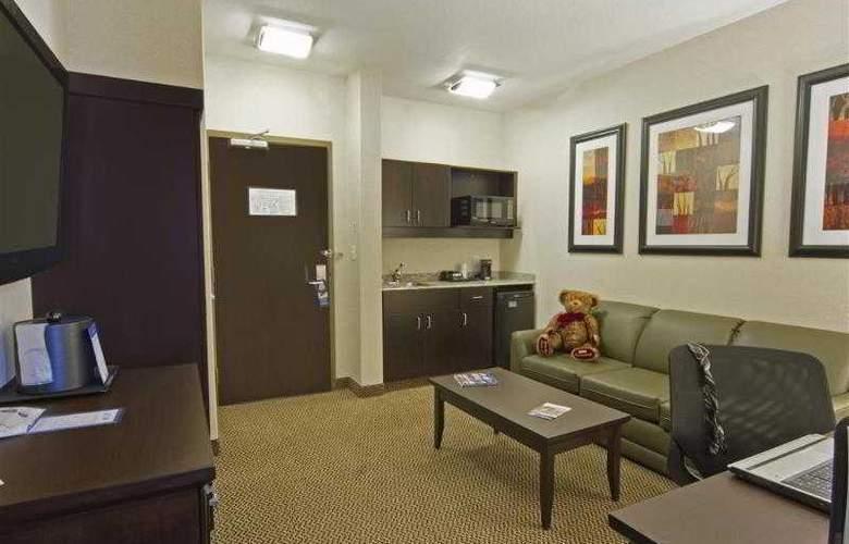 Best Western Plus The Inn At St. Albert - Hotel - 86