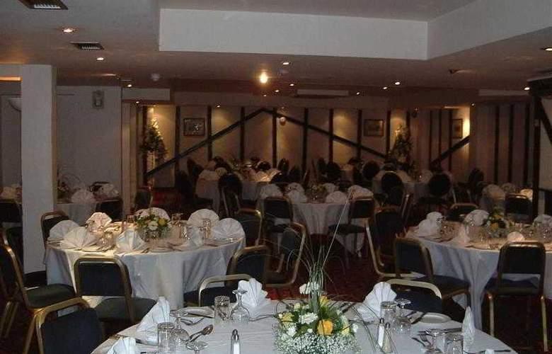 Best Western Donnington Manor - Hotel - 22