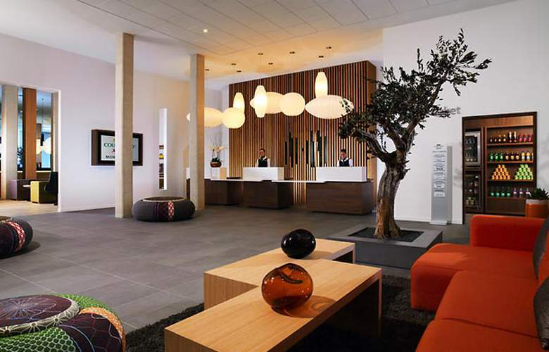 Courtyard By Marriot Montpellier - Hotel - 4
