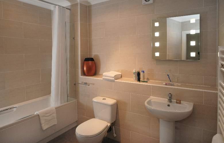 Fountain Court Harris Apartments - Room - 6