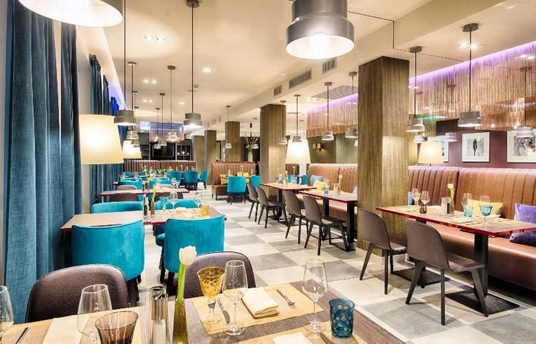 NYX Madrid - Restaurant - 5