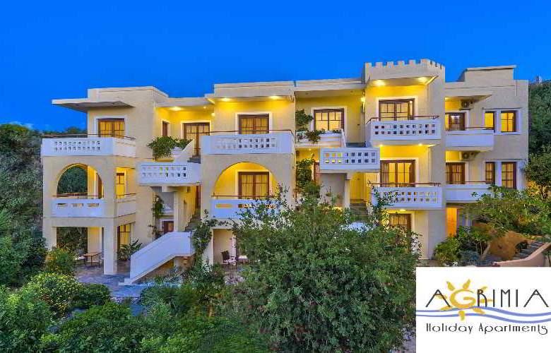 Agrimia Apartments - Hotel - 4