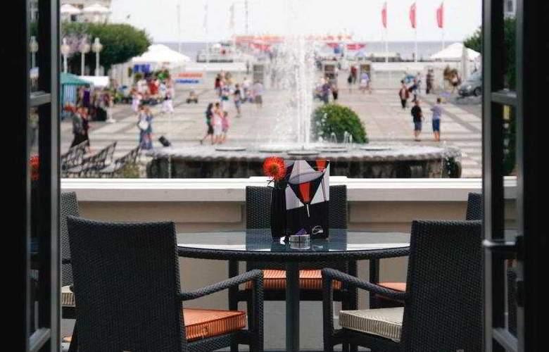 Sheraton Sopot Hotel - Terrace - 7