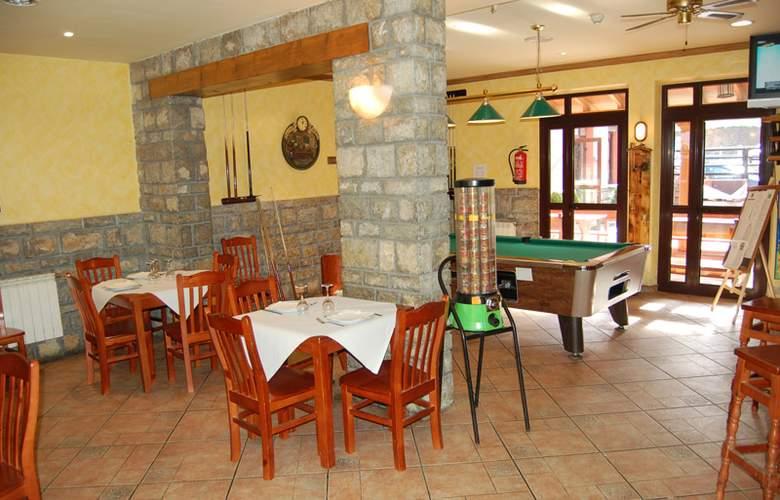 Hotel 2 * y Apartamentos Peña Santa - Restaurant - 2
