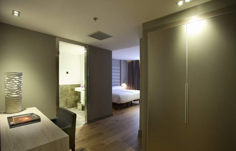 Zenit Vigo - Room - 11