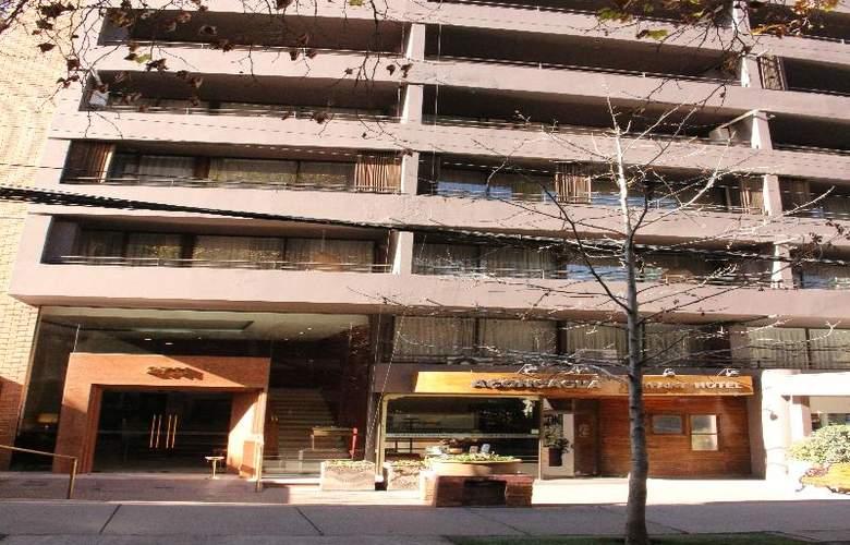 Aconcagua Apart Hotel - Hotel - 6