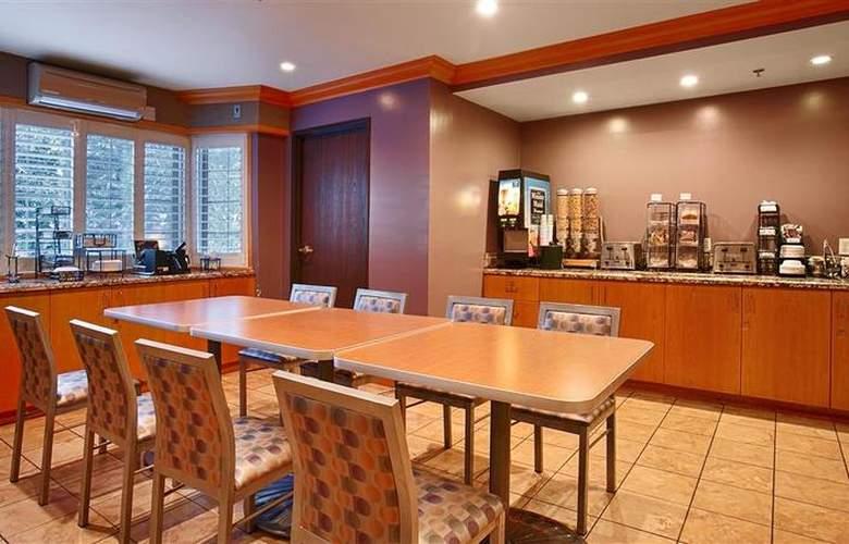 Best Western Sutter House - Restaurant - 49
