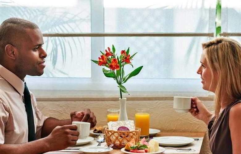 Quality Suites Botafogo - Restaurant - 25