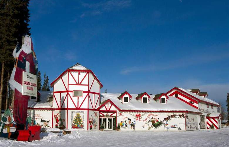 Best Western Plus Chena River Lodge - Hotel - 28