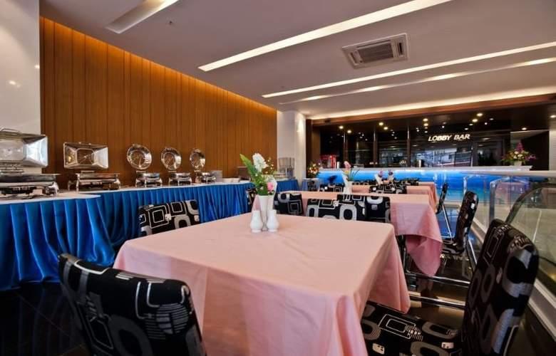 Metro Resort Pratunam - Restaurant - 9