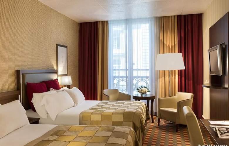 Crowne Plaza Paris - Republique - Room - 7
