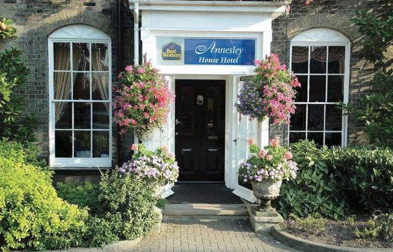 Best Western Annesley House - Hotel - 19