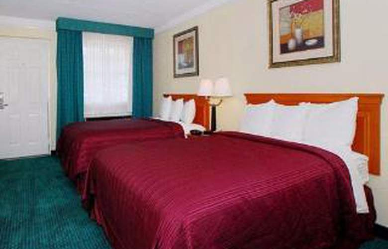 Quality Inn Downtown Columbia - Room - 5