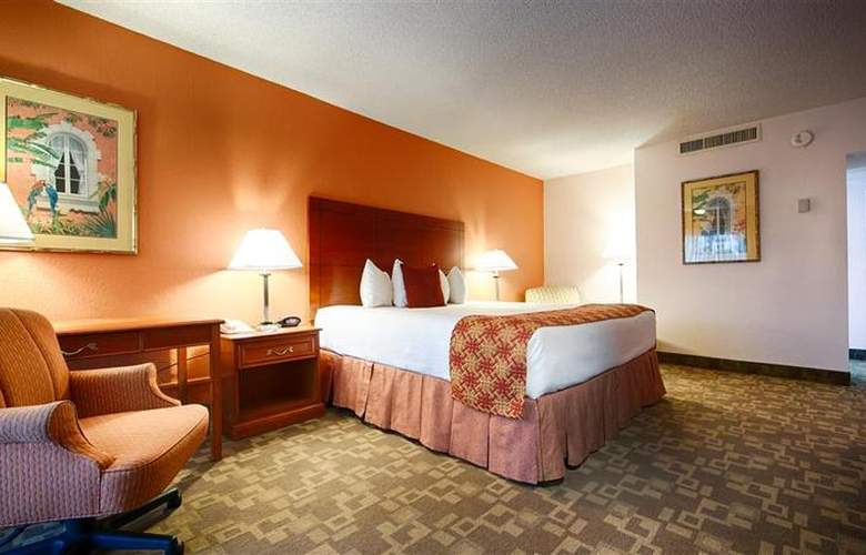 Best Western Plus University Inn - Room - 65