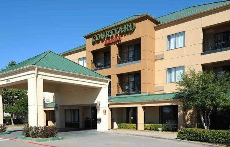 Courtyard Dallas Plano in Legacy Park - Hotel - 11