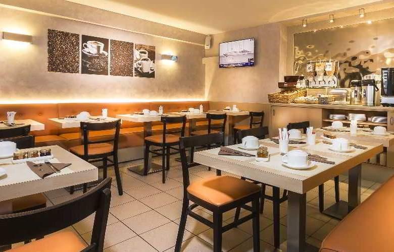 Europe Paris - Restaurant - 18