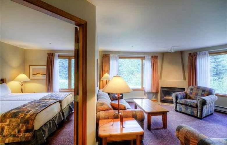 Nancy Greene's Cahilty Lodge - Room - 11