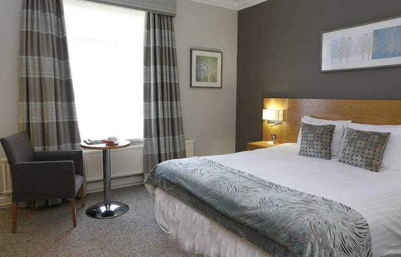 Best Western Linton Lodge Oxford - Hotel - 6