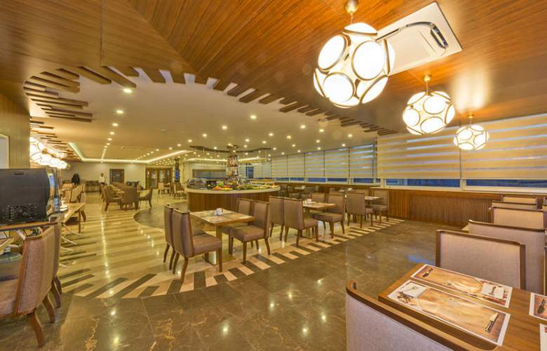 Bekdas Hotel Deluxe - Restaurant - 91